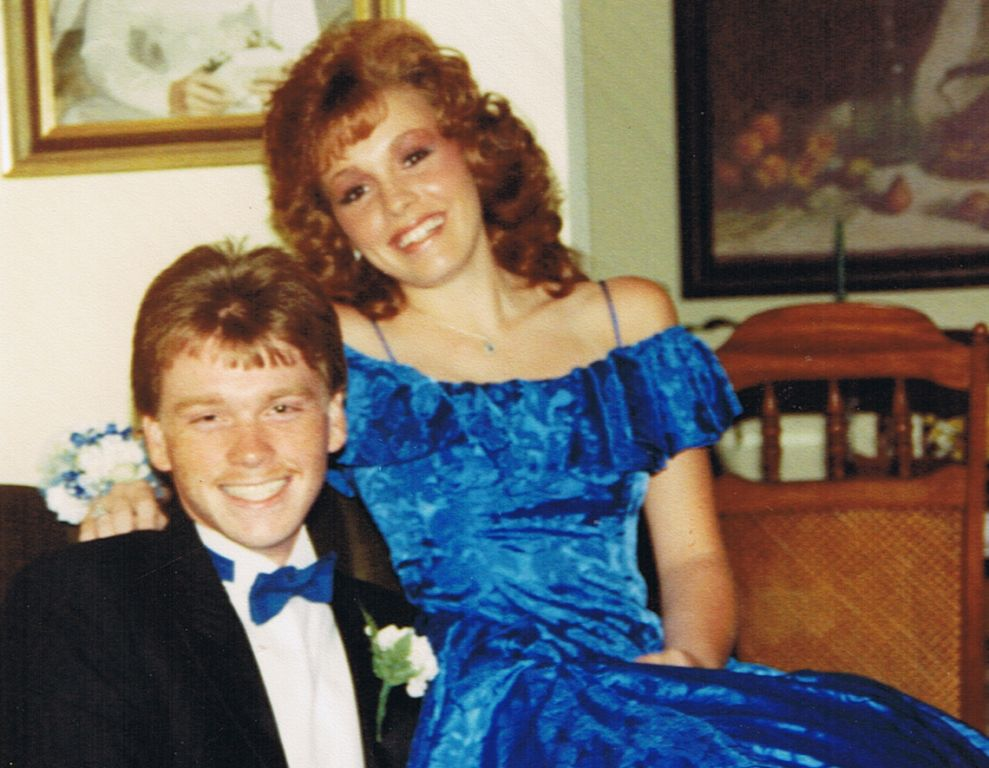 May 1988 Prom Night, Todd takes Shannon to the Prom