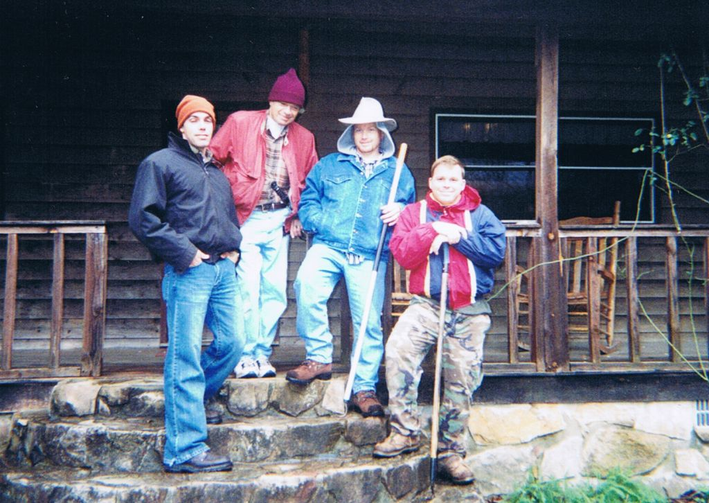 Thanksgiving 2003 in Reliance TN